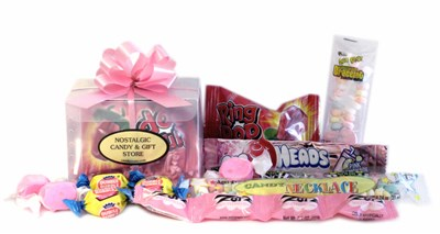 Girly Girl Favor Box of Candies
