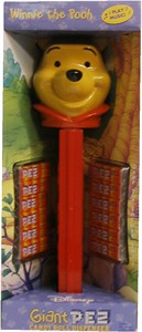 Giant Winnie the Pooh PEZ Dispenser (DISCONTINUED)