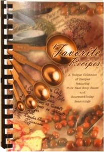 Gourmet 4 Today Recipe Book