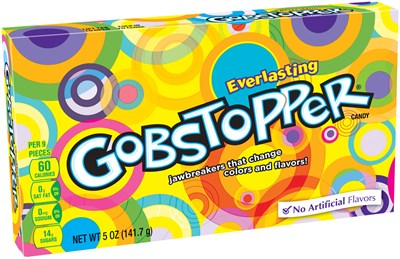 Gobstopper Candy Theatre Box 5oz