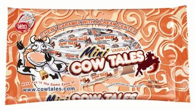 Goetze's Mini Chewy Caramel Cow Tales 11oz.
