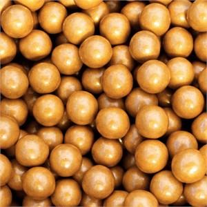 Sixlets Gold Candy - 5LB