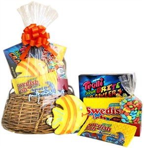Gone Fishin' Candy Gift Basket  (sold out)