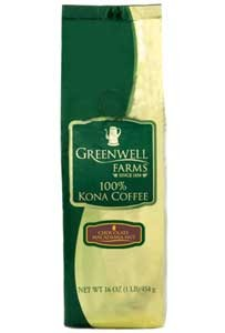 Greenwell Farms Chocolate Macadamia Nut Flavored Kona Coffee 8oz. (sold out)