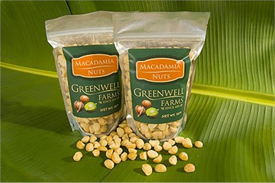 Greenwell Farms Macadamia Nuts 8oz. (Sold Out)