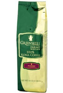 Greenwell Farms Peaberry Kona Coffee 8oz. (sold out)