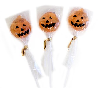 Groovy Pumpkin Twinkle Pops 40ct. (sold out)