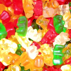 Gummi Gold Bears 5LB