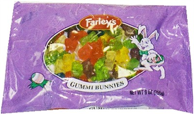 Gummi Bunnies 9oz bag (discontinued)