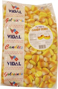 Gummi Candy Corn 5lb (discontinued)