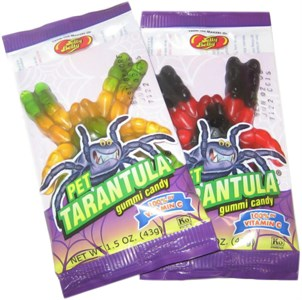 Jelly Belly Pet Tarantula Gummi Candy 24ct.