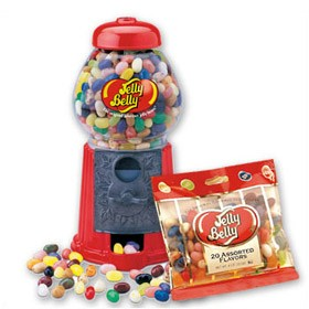 Gumball Machines, Jelly Belly Gift Baskets
