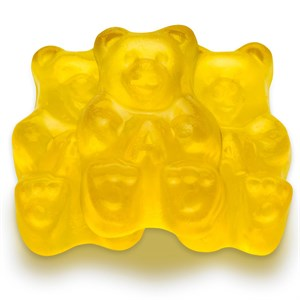 Gummi Bears - Mighty Mango 1LB