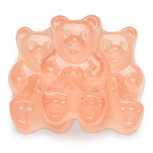 Gummi Bears - Pink Grapefruit 1LB