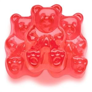 Gummi Bears - Ripe Watermelon 1LB