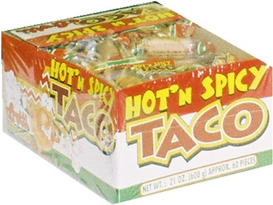 Gummi Tacos 60ct (DISCONTINUED)