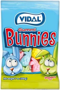 Gummy Bunnies 7oz.
