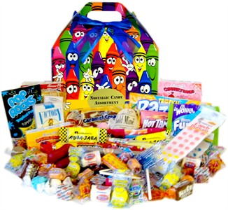 Happy Crayons Classic Candy Gift Box (sold out)
