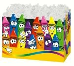 Happy Crayons Theme Box  (sold out)