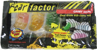 Fear Factor Grimy Grubs (DISCONTINUED)