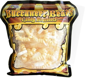 Buccaneer Candy Bracelet Beads 7.6oz. (Sold Out)