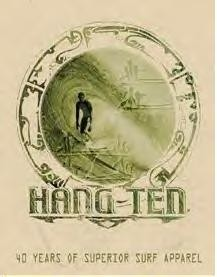 Hang ten Good Fortune (SOLD OUT)