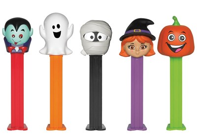 Halloween Blister Pack PEZ Dispensers 12ct