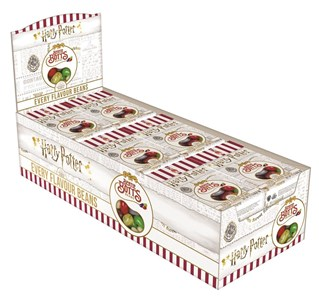 Harry Potter Bertie Botts Every Flavour Jelly Beans 24ct