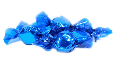 Hard Candy Flashers Blue - Peppermint - 5LB