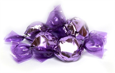 Hard Candy Flashers Purple - Grape - 5LB