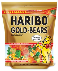 Gummi Gold Bears 1LB