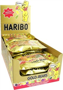 Gummi Bears Original by Haribo 24ct.