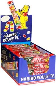 Haribo Gummi Roulette 36ct.