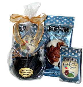 Harry Potter Candy Cauldron Favor