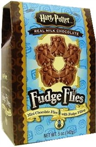 Harry Potter Fudge Flies 5oz. (discontinued)