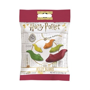 Harry Potter Jelly Gummy Candy Slugs
