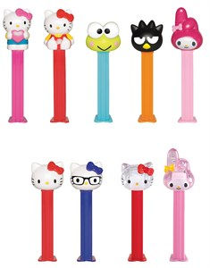 Hello Kitty Pez Dispensers 12ct.