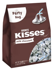 Hershey's Kisses Milk Chocolate - 40oz. Bag