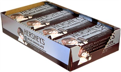 Hershey's Nostalgic Milk Chocolate King Size Bars - 24ct.