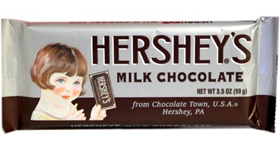 Hershey's Nostalgic Milk Chocolate King Size Bars - 2ct.