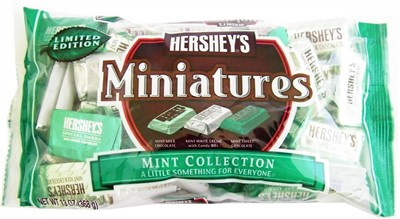 Hershey's Limited Edition Miniatures Mint Collection 13oz. (Sold Out)