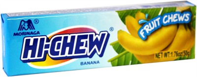 Hi-Chew Fruit Chews - Banana (Sold Out)
