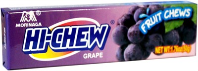 Hi-Chew Fruit Chews - Grape (Sold Out)