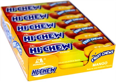 Hi-Chew Fruit Chews - Mango 10ct. (Sold Out)