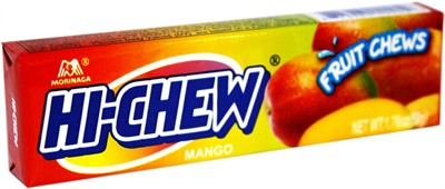 Hi-Chew Fruit Chews - Mango (Sold Out)