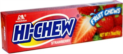 Hi-Chew Fruit Chews - Strawberry (Sold Out)