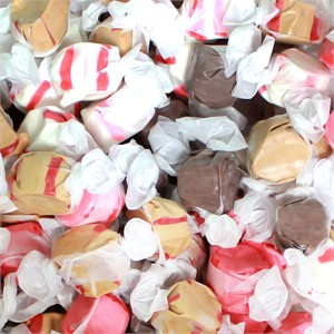 Holiday Festival Mix Salt Water Taffy - 3LB