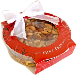 Salted Mixed Nuts Gift Tray - 16oz (Sold Out)