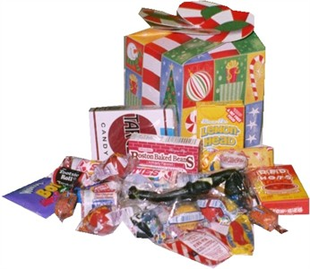 Christmas Nostalgic Assortment Bow Top Gift Box (discontinued)