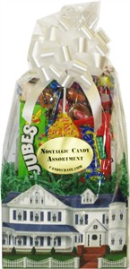 House Retro Candy Basket (Discontinued)